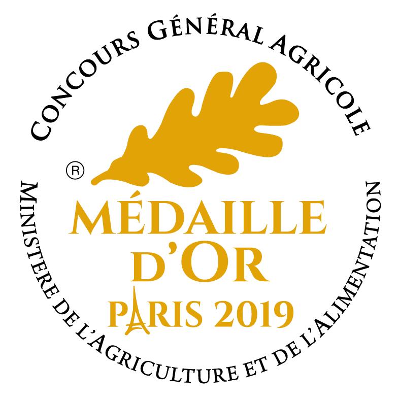 tahiti vanille , Médaille d'Or , CGA Paris